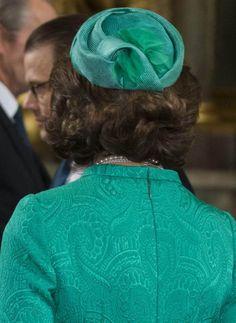 Queen Silvia, June 18, 2015