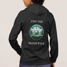 #women - #PRAYER WALK HOODIE