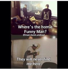 A funny Hollywood Undead pic