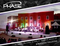 Jornadas Villistas @Parral, Chihuahua