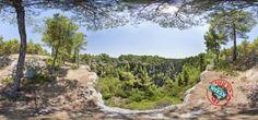 ''Alageyiklerin Evi''  Güver Kanyonu Sanal Tur ile 360 Derece Gez!  Mekan360 ile heryerden, gezdiğin yeri 360° hisset