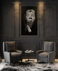 Interior Design Photos, Top Interior Designers, Contemporary Interior Design, Interior Design Living Room, Contemporary Lounge, Interior Designing, Modern Art, Luxury Homes Interior, Luxury Home Decor
