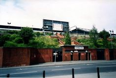 How the Gallowgate used to be.