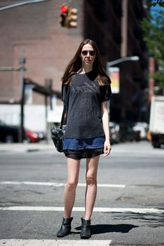 @Tracy Street of New York, USA