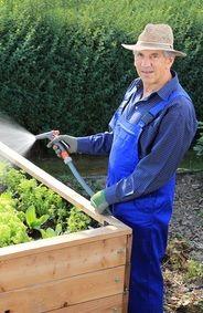 Die 17 besten bilder von hochbeet tipps tricks - Gartengestaltung fur anfanger ...