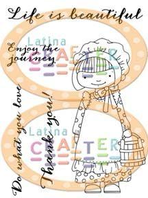 Prairire Girl/Pioneer Girl - Latina Crafter