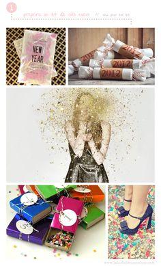 5 Funny Ideas for a New Year Eve Party at home // New Year Eve Kit    5 Divertidas ideas para una Fiesta de Nochevieja en casa // Kit de Nochevieja