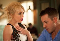 First Look Hollyoaks on 4th March: Theresa McQueen tries to seduce Darren- Theresa doesn't get the response she hoped for #Hollyoaks @misJORGIEPORTER @ashoztd