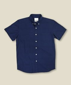 Saturdays Surf NYC - Esquina Stripe Shirt - Navy