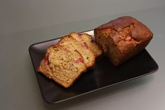 Banana bread alle fragole - strawberries banana bread