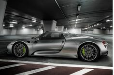 2015 Porsche 918 Spyder Concept HD Wallpaper