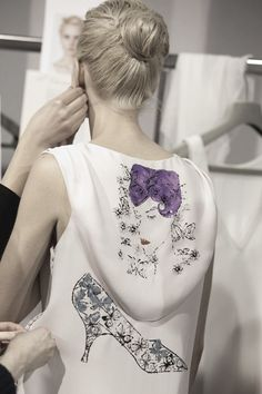 Christian Dior   Fall 2013, ph by Sophie Carre