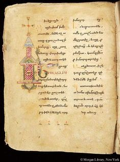 Gospel book, MS M.620 fol. 67v - Images from Medieval and Renaissance Manuscripts - The Morgan Library & Museum