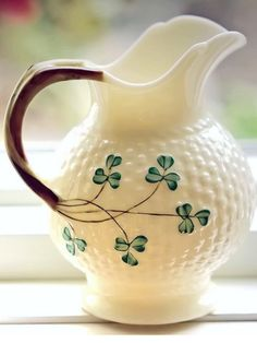 Ceramics & Porcelain Reliable Hobnail Creamer And Sugar To Clear Out Annoyance And Quench Thirst Creamers & Sugar Bowls
