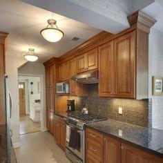 Honey Oak Trim Design Ideas, Pictures, Remodel and Decor