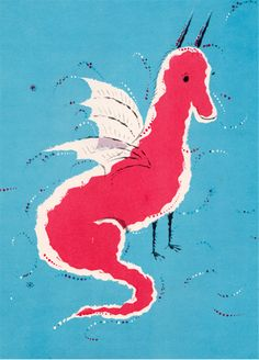 The Dragon in the Clock Box by M. Jean Craig, illustrated by Kelly Oechsli (1962).