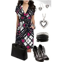 Work Ready and Night Out Ready, created by kanani-wilson on Polyvore
