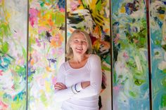 Sharon Barr Paintings follow instagram @sharonbarrpaintings #sharonbarrpaintings Abstract Oil, Oil On Canvas, Paintings, Colour, Inspiration, Instagram, Women, Artists, Color