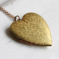 Heart Locket from notonthehighstreet.com