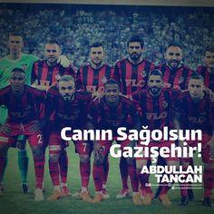 Canın Sağolsun Gazişehir! Seneye İnşallah... Özverili mücadeleniz için teşekkürler... #gazişehir #gaziantep #gazişehirgaziantepfk #gazişehirgeliyor @gazisehirfk