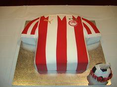 Olympiakos guernsey cake