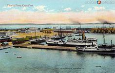 Puerto De Veracruz Mexico   Fotos de Veracruz, Veracruz, México: Vista del puerto de Veracruz