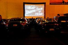 Date Night Movie Drive-In