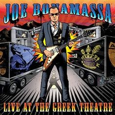 $19.98 Live At The Greek Theater [2 CD] Joe Bonamassa #shop #music #blues #collective