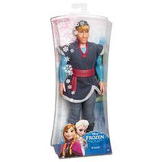 "Disney Frozen Sparkle Kristoff Doll - Mattel - Toys ""R"" Us"