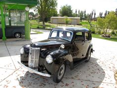 This 1953 Ford Prefect is a RHD example powered by an 1172cc straight-four coupled to a 3-speed gearbox. This car comes from the last year of the perpendicular body design that had remained virtually unchanged since 1938. Prior to the seller's six year ownership, the car received a refurbishmen