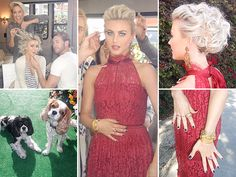 Julianne Hough DWTS Photo Diary Get - Spencer Barnes used our Pro Pen Eyeliner in Sharp Brown to give Julianne  Hough a defined, but soft look!
