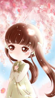 Kawaii Chibi Cute Chibi Kawaii Girl Anime Chibi Anime Art Cute