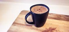 Creamy Vegan Hot Cacao