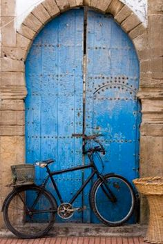 Morocco is where I'd like to go next
