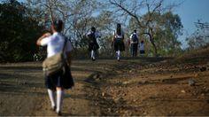 Segundo pesquisa, garotas da Nicarágua se sentem excepcionalmente inseguras em relação a assédios dentro do ambiente escolar.