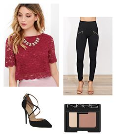 Designer Clothes, Shoes & Bags for Women Nadine Lustre Outfits, Nars Cosmetics, Polyvore, Stuff To Buy, Shopping, Collection, Tops, Design, Women