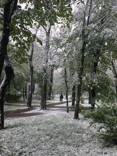 #winter in #april