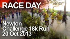 Race Day: Newton Challenge 18K Run 2013