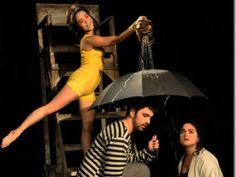 """Cia dos Imaginários apresenta ao público do Teatro Alfredo Mesquita a obra do dramaturgo William Shakespeare """"Sobre a Tempestade"""""""