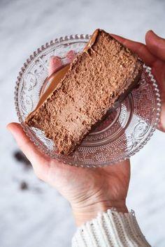 Kremowy sernik czekoladowy z mascarpone