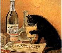 Google Image Result for http://cdnimg.visualizeus.com/thumbs/4e/1f/absinthe,black,cat,french,glass,illustration,ink,newspaper,wine-4e1f05eaf4e29ad82aab5d63e8e20b61_m.jpg