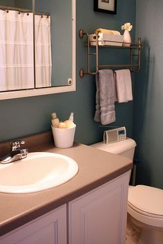 Like this color for a bathroom