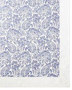 "Santorini Tablecloth, 70"" x 108"""