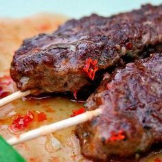 Barbecue Recipes, Grilling Recipes, Meat Recipes, Cooking Recipes, Kebab Wrap, Minced Meat Recipe, Cauliflower Fritters, Zeina, Dinner With Friends