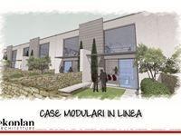 CASE MODULARI IN LINEA - Concept di studio per case modulari a schiera - Castellucchio, Italia - 2012 - manuela pezzini