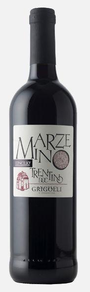 Marzemino - Unique red wine native to Trentino, Italy