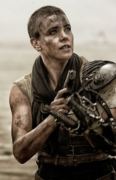 Charlize Theron in Mad Max Fury Road