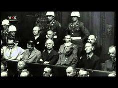 vollständige Dokumentation: Das Dritte Reich vor Gericht - Der Nürnberger Prozesse