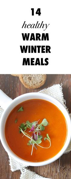 14 Healthy Winter Meals You Should Cook This Holiday Season Winter Meals, Winter Food, Healthy Eating Recipes, Healthy Cooking, Healthy Foods, Good Food, Yummy Food, Sick Food, Healthy Comfort Food