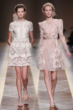 valentino... love the dainty details.